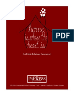 Home Is Where The Heart Is Campaign