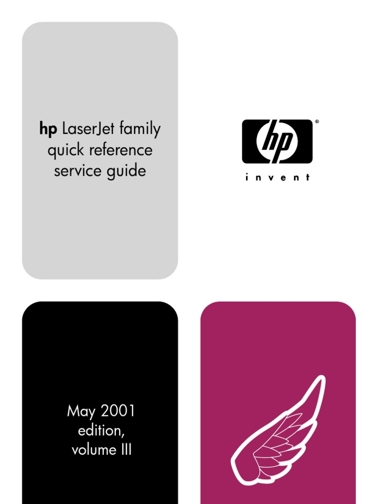 hp laserjet family quick reference service guide volume iii rh scribd com hp color laserjet 5500 service manual hp color laserjet 5500dn service manual