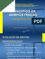 Aula1-Princípios de Administração
