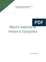 AnatomiaTopogr%C3%A1fica Resumo%28JR%29