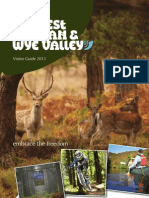 Forest of Dean brochure