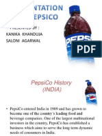 49534185 Consumer Demand of Pepsi Then Coca Cola