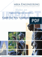 Columbia University New Student Checklist