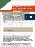 How to use SportsTubeToday website or any SportsTubeToday.pptx