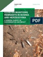 Report on Cluster Munition Remnants BiH 2011