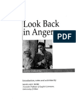 J.osborne - Look Back in Anger