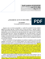 Muerte o futuro del arte.pdf