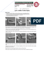 33701091 Sports Medicine Specialists Taping Techniques