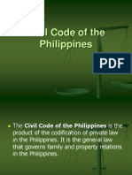 Civil code of the Philippines; Obligation and Contract