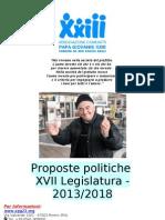 Proposte politiche 2013 - Ass. Papa Giovanni XXIII.doc