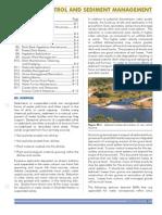 Sediment Management - Basin