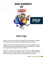 Brand Elements of TIGER
