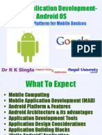 Android Talk