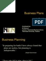 3 Developing a BPlan NEN