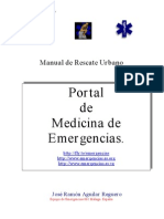 Manual Rescate Urbano Malaga