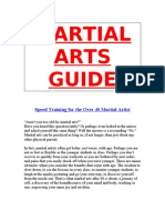 The Martial Arts Guide for The
