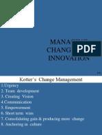 Change Mgt