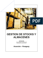 Gestion de Stocks y Almacenes