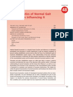 Chapter 48, factors influencing gait