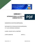Unidad 1 Joaquin Castillo Martinez