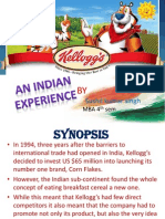 Kellog's Case India