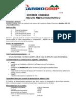 acuerdos  neodeck holdings