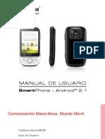 Manual Trekstor Smartphone v1-10 Es