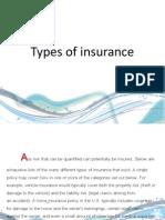 typesofinsurance-110211045503-phpapp01
