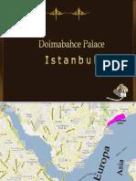 Palatul Dolmabahce Istanbul(2)