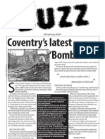 The Buzz Newsletter 18th February 2009 Coventry University