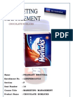 marketing of horlicks