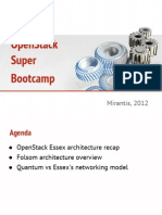 Openstack Super Bootcamp