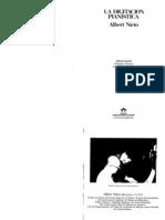 Nieto - La digitación pianística