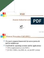 Rmi Rpc Java