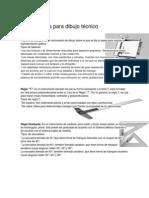 Instrumentos para dibujo técnico