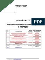 Submódulo 2.7 (Pré WSE)