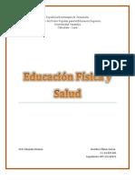 Trabajo de Educacion Fisica y Salud.
