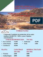 02-PV27 Perforacion y Voladura en San Cristobal-PERU