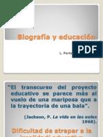 Biografía y educación