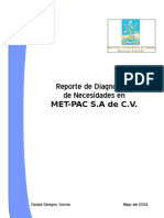 Reporte Completo de DNC MET_PAC