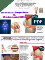 Expo de Artritis Septica