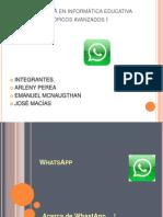 Whatsapp Maestria Info Edu 2