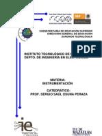 CUADERNILLO INSTRUMENTACIÓN UNIDAD 1 PROF. SAUL OSUNA