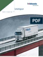 WEBASTO-RO Truck Heavy Duty Catalogue ENG