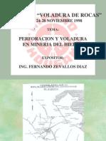 02-PV26 Perforacion y Voladura en Mineria Del Hierro-PERU
