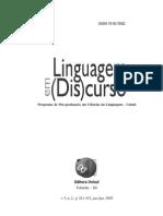 Linguagem Em Discurso 5-2 - Tempo Na Frase e Tempo No Texto as Teorias de Reichenbach e de Rojo e Veiga