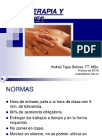 Masoterapia y Vendajes a.tapia