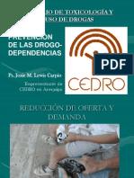 seminario de toxicología y abuso de drogas