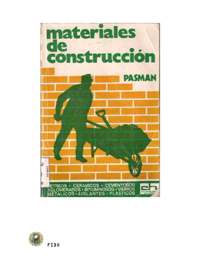 Materiales de construcci n pasman - Materiales de construccion on line ...