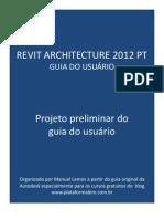 Revit Architecture 2012 PT Projeto Preliminar